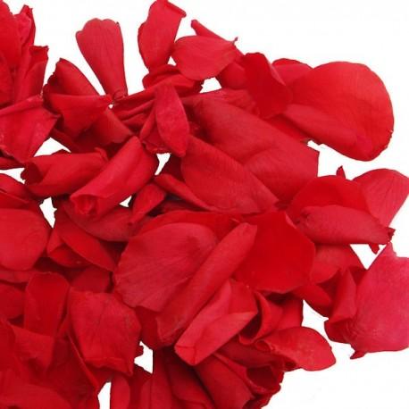 Red Rose Petals - 1 Litre